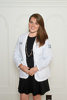 Alexandra Brown. Class of 2017 White Coat Ceremony.