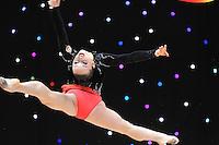 "February 9, 2014 - Tartu, Estonia - MARINA DURUNDA of Azerbaijan performs at ""Miss Valentine 2014"" international tournament."