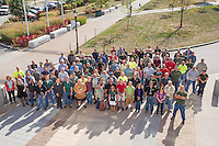20160910 Physical Plant All Hands Meeting/Group Photo