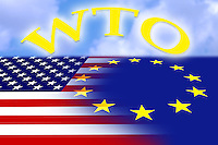 Stati Uniti d' America e Europa.United States of America and Europe.Accordi Wto...