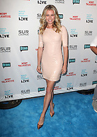 Rebecca Romijn .Bravo's Andy Cohen's Book Release Party For &quot;Most Talkative: Stories From The Front Lines Of Pop Held at SUR Lounge, West Hollywood, California, USA..May 14th, 2012.full length pink peach dress sequins sequined.CAP/ADM/KB.&copy;Kevan Brooks/AdMedia/Capital Pictures.