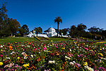 California: San Francisco. Conservatory of Flowers in Golden Gate Park.  Photo copyright Lee Foster. Photo #: 23-casanf78768