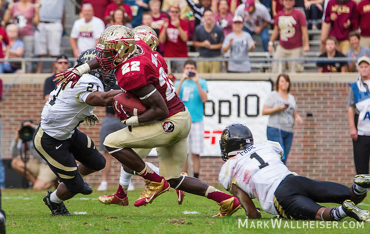 Smith Fsu Fsu Linebacker Telvin Smith
