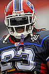 7 September 2008:  Buffalo Bills' running back Marshawn Lynch warms up prior to a game against the Seattle Seahawks at Ralph Wilson Stadium in Orchard Park, NY. The Bills defeated the Seahawks 34-10 in the season opening game...Mandatory Photo Credit: Ed Wolfstein Photo