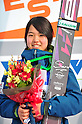 Sara Takanashi (JPN),.MARCH 3, 2012 - Ski Jumping : FIS Ski Jumping World Cup Ladies in Zao, Individual the 12th Competiiton HS100 victory ceremony at Jumping Hills Zao,Yamagata ,Japan. (Photo by Jun Tsukida/AFLO SPORT) [0003].