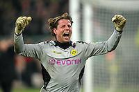 Fussball DFB Pokal 2011/12: Fortuna Duesseldorf - Borussia Dortmund