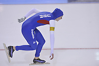 SPEED SKATING: SALT LAKE CITY: 22-11-2015, Utah Olympic Oval, ISU World Cup, 1000m Ladies, Heather Richardson (USA), ©foto Martin de Jong