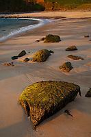Playa Dail Beag Beach. Lewis Island. Outer Hebrides. Scotland, UK