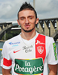 France Ligue 2 head shots 2013