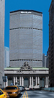 Grand Central,  Met Life building, designed by Emery Roth &amp; Sons, New York City, Park Avenue