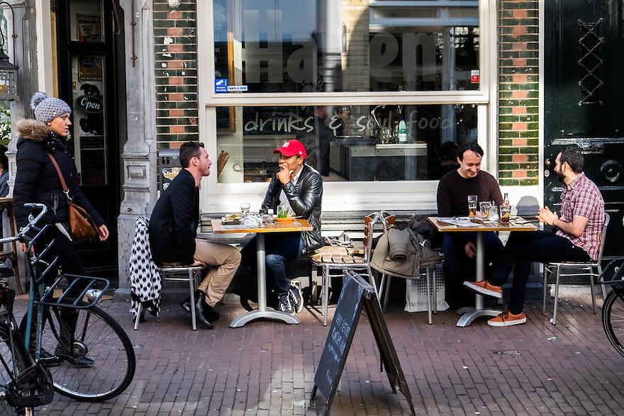 Nederland, Amsterdam, 8 maart  2015<br />  <br /> Foto: (c) Michiel Wijnbergh