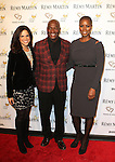 Soledad O'Brien, Carl Nelson and Sidra Smith2  Attend Hearts of Gold's 16th Annual Fall Fundraising Gala & Fashion Show Held at the Metropolitan Pavilion, NY  11/16/12