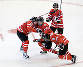 John Tavares (Canada - 19), Ryan Ellis (Canada - 8), Jordan Eberle (Canada - 14), PK Subban (Canada - 5) - Canada defeated Sweden 5-1 (2 en) in the 2009 World Junior Championship gold medal game on Monday, January 5, 2009, at Scotiabank Place in Kanata (Ottawa), Ontario.  This was the second consecutive year that Canada won gold and Sweden won silver after Canada defeated Sweden in overtime in 2008 and was Canada's fifth consecutive gold.