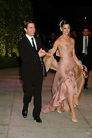 Tom Cruise & Katie Holmes arriving at the Vanity Fair Oscar Party in  West Hollywood, CA  2/25/2007.