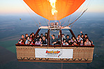 20100808 August 08 Cairns Hot Air Ballooning
