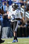 30 November 2013: Duke's Jamison Crowder. The University of North Carolina Tar Heels played the Duke University Blue Devils at Keenan Memorial Stadium in Chapel Hill, NC in a 2013 NCAA Division I Football game. Duke won the game 27-25.