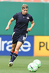 13 June 2009: Washington's Rebecca Moros. The Washington Freedom and the Chicago Red Stars played to a 0-0 tie at the RFK Stadium in Washington, DC in a regular season Women's Professional Soccer game.