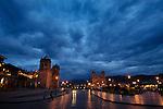 Plaza de Armas, Cuzcu, Peru. Š Michael Brands. 970-379-1885.