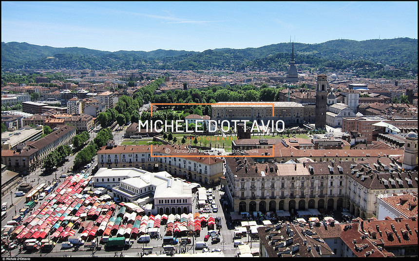 Porta palazzo aerea michele d 39 ottavio torino - Mercato coperto porta palazzo orari ...