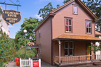 Helmcken House Historic Site, Victoria, BC, British Columbia, Canada