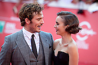 OCT 19 'Love, Rosie' Red Carpet during the 9th Rome Film Festival