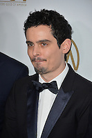 Damien Chazelle at the 2017 Producers Guild Awards at The Beverly Hilton Hotel, Beverly Hills, USA 28th January  2017<br /> Picture: Paul Smith/Featureflash/SilverHub 0208 004 5359 sales@silverhubmedia.com