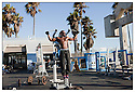 Californie-Route 66<br /> Los Angeles<br /> Venice Beach