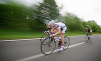 Adam Hansen (AUS) speeding the way<br /> <br /> 2013 Ster ZLM Tour <br /> stage 4: Verviers - La Gileppe (186km)