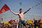 Newroz in Van, Turkey