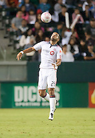 CARSON, CA – OCTOBER 9: Toronto FC forward Maicon Santos (29) during a soccer match at Home Depot Center, October 9, 2010 in Carson California. Final score Chivas USA 3, Toronto FC 0...