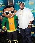 Sean Kingston at the Teen Choice 2009 Awards