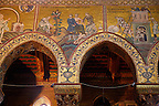 Byzantine mosaics depicting scenes from the Bible in the Cathedral of Monreale - Palermo - Sicily Pictures, photos, images &amp; fotos photography