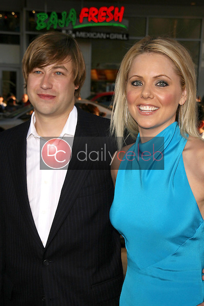 Jody Hill and Collette Wolfe<br />