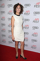 HOLLYWOOD, CA - NOVEMBER 11: Anna Rose Hopkins at the premiere of 'Flirting With Disaster' at AFI Fest 2016, presented by Audi at TCL Chinese 6 Theater on November 11, 2016 in Hollywood, California. Credit: Faye Sadou/MediaPunch