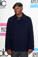 LOS ANGELES - NOV 21:  Samuel L. Jackson in the Press Room of the 2010 American Music Awards at Nokia Theater on November 21, 2010 in Los Angeles, CA