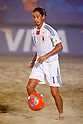 Masayuki Komaki (JPN), AUGUST 28, 2011 - Beach Soccer : Crescentini Trophy match between Italy 1-2 Japan at Stadio del Mare in Marina di Ravenna, Italy, (Photo by Enrico Calderoni/AFLO SPORT) [0391]