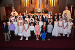 015 First Communion