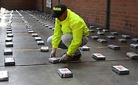 Incautados 500 kilos de clorhidrato de cocaina en Antioquia, 27-09-2014