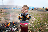Portraits of Syrian Refugees in Northern Iraq