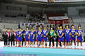 Japan team group (JPN), NOVEMBER 2, 2011 - Handball : during the closing ceremony after the Asian Men's Qualification for the London 2012 Olympic Games final match between South Korea 26-21 Japan in Seoul, South Korea.  (Photo by Takahisa Hirano/AFLO)