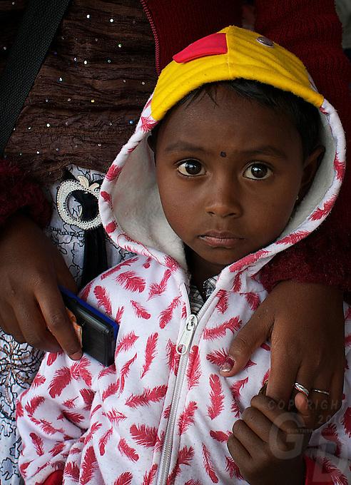 Child at Nuwara Eliya- Horton Plains, Sri Lanka