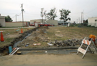 1991 October ..Conservation.MidTown Industrial..NEW RIGHT OF WAY FROM 25TH STREET...NEG#.NRHA#..
