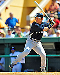 11 March 2009: New York Yankees' designated hitter Hideki Matsui in action during a Spring Training game against the Detroit Tigers at Joker Marchant Stadium in Lakeland, Florida. The Tigers defeated the Yankees 7-4 in the Grapefruit League matchup. Mandatory Photo Credit: Ed Wolfstein Photo