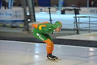 SCHAATSEN: DEVENTER: IJsbaan De Scheg, 27-10-12, IJsselcup, Jorrit Bergsma, ©foto Martin de Jong