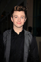 LOS ANGELES - MAY 1:  Chris Colfer arrives at the Glee TV Academy Screening and Panel at TV Academy Theater on May 1, 2012 in North Hollywood, CA