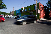 South Congress avenue is full of vintage and eclectic boutique shops and shopping