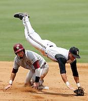 FSU-Vanderbilt baseball 6-12-10