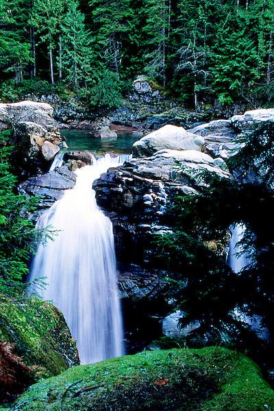 Spirit Water, Nooksack Falls