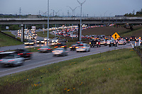 MoPac has begun to look more like a parking lot than an expressway. As traffic congestion has increased on MoPac, adjacent neighborhoods have become increasingly affected by cut-through traffic and noise.