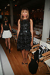 Tia Walker-Front Row-Boy Meets Girl Forever Young Fashion Show Held at Style 360, NY  9/12/12